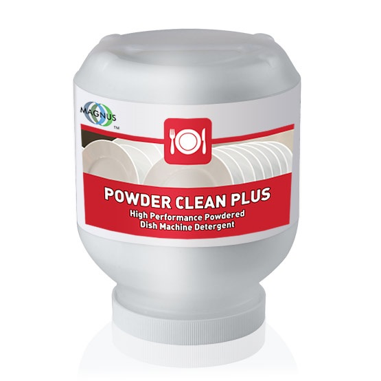 Powder Clean Plus